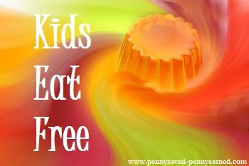 Saving More: Kids Eat Free