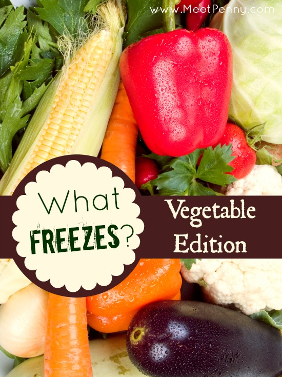 How To Freeze Garden Vegetables Meet Penny