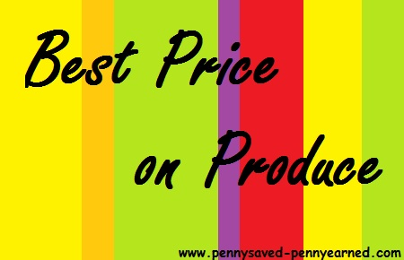 BEST PRICE: Produce