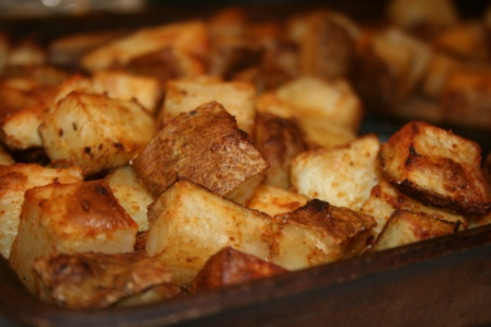 The Fix for Soggy Oven Fries