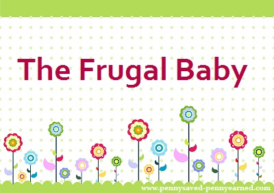 The Frugal Baby: Registry