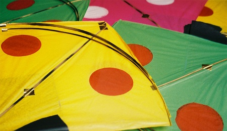 7 Ideas for Fun with Kites