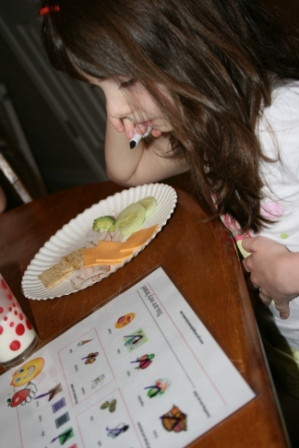 Encourage A Picky Eater to Try Something New