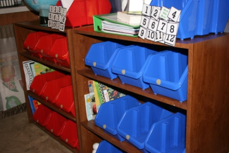 Blueprints: Organizing Small Space in Your Homeschool