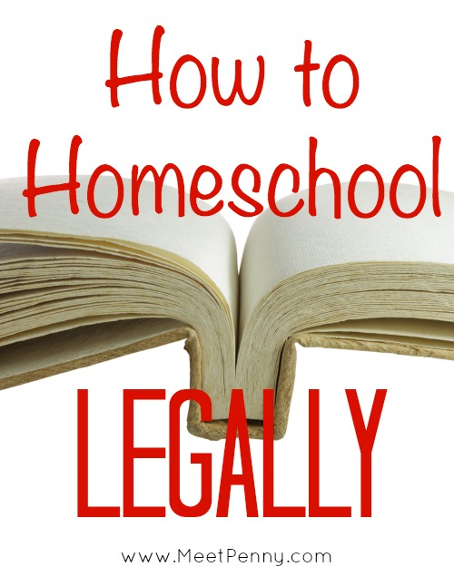 Guide: How to Homeschool Legally