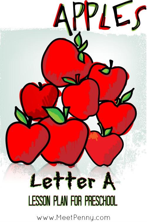 Preschool: A is for Apple