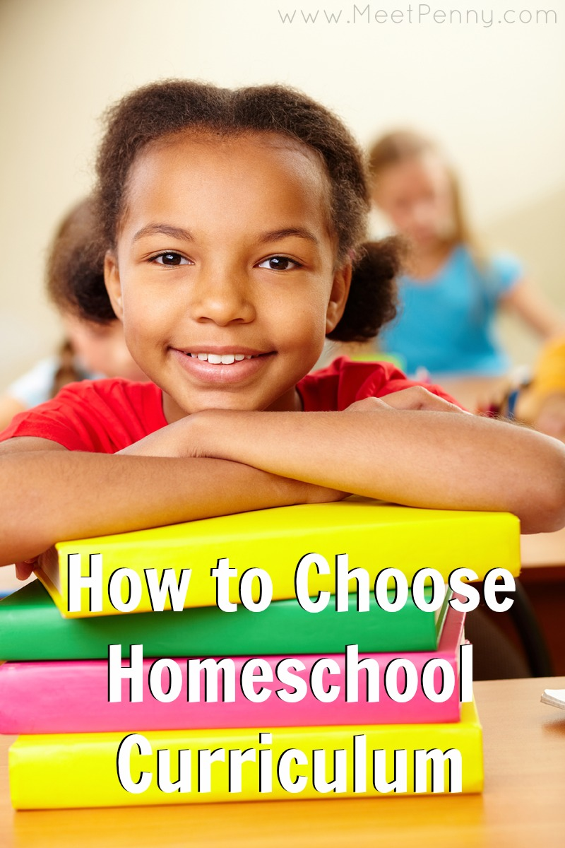 Guide: How to Pick Homeschool Curriculum