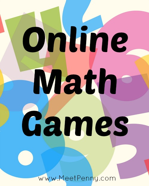 Ask Penny: FREE Online Math Games