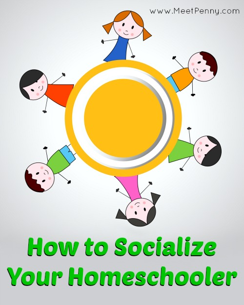 Guide: How to Socialize Your Homeschooler