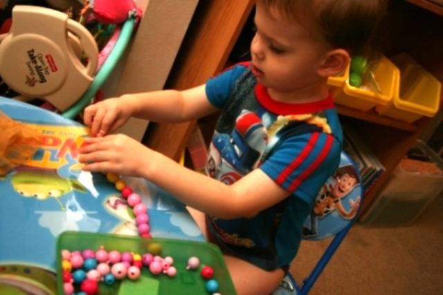 preschool letter b lesson