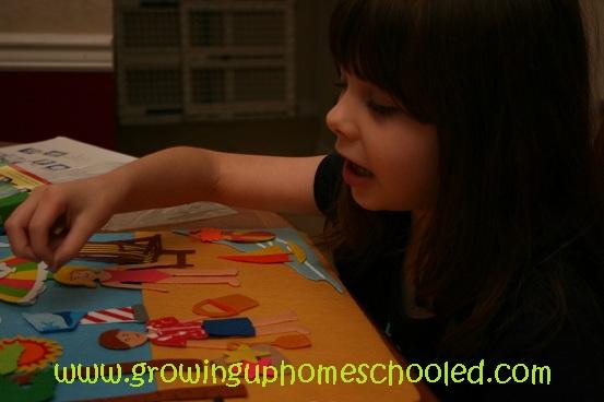 2nd Grade Workboxes This Week
