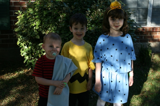 Frugal Homemade Costumes