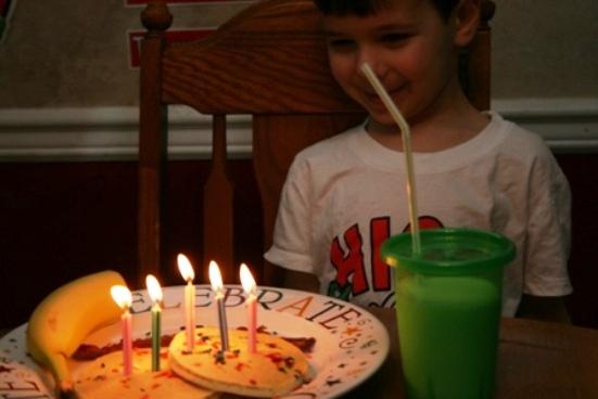 Celebrating a Birthday Homeschool-Style