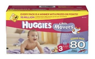How I Got Diapers for Free