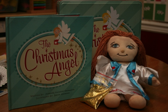 CLOSED: The Christmas Angel Review and GIVEAWAY