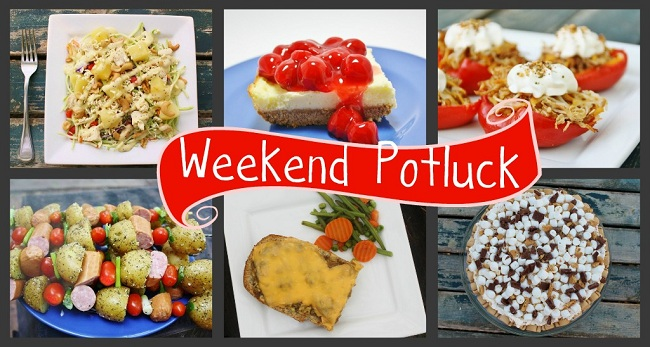Weekend Potluck: December 14th ~ 16th