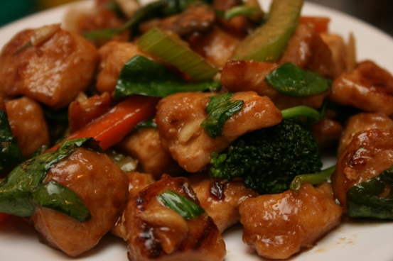 Penny's Chinese Stir Fry (Chicken & Vegetable Stir Fry Recipe)