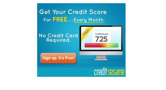 The Credit Score Service that I Use (FREE)