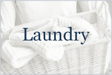 Tuesday's Tips: In the Laundry Room