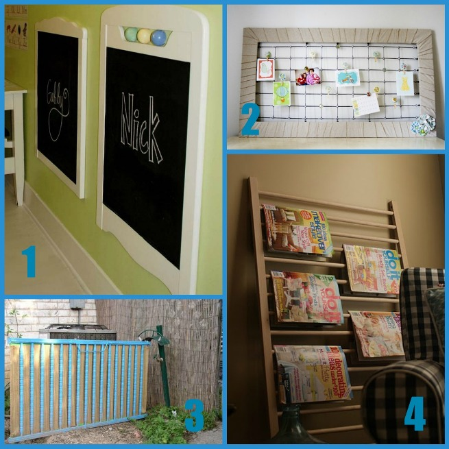 uses for a recalled drop side crib