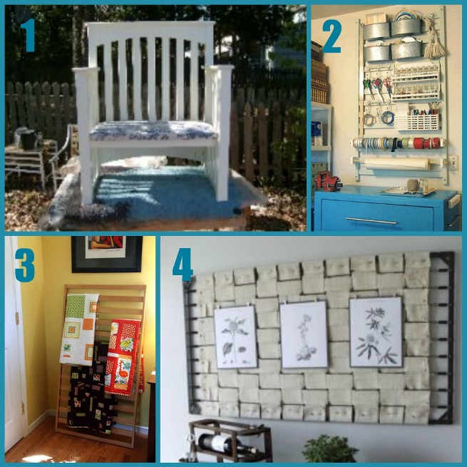 recycle old crib