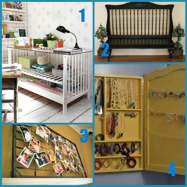 drop side recalled crib uses