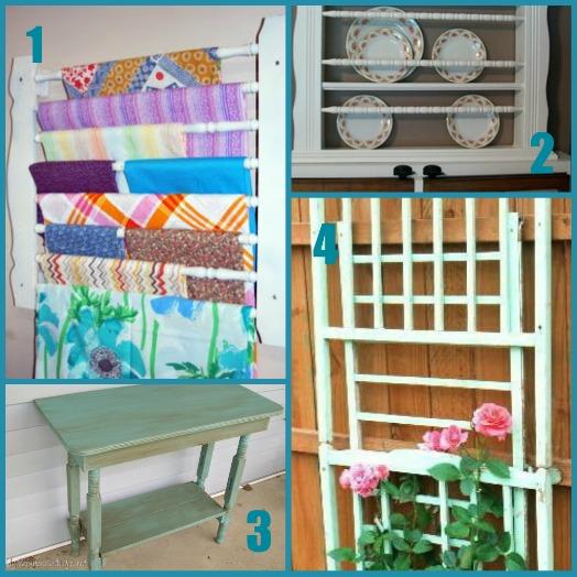 reuse an old crib