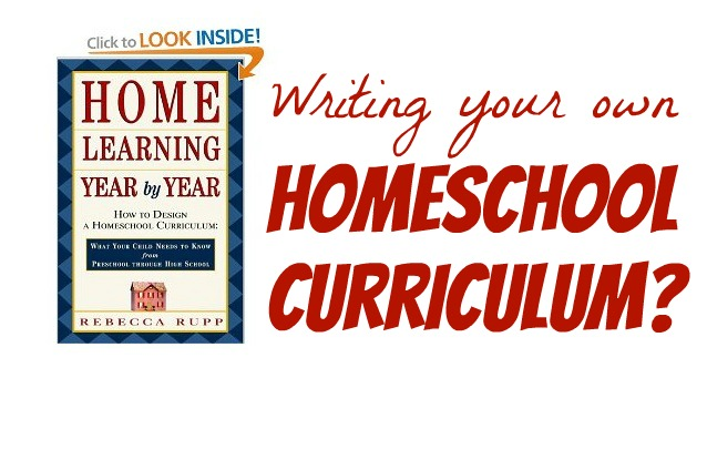 The One Book You Need for Designing a Homeschool Curriculum