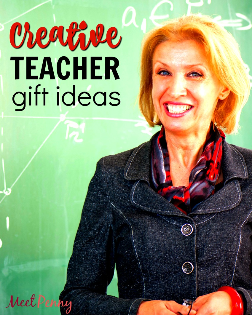 Great way to brainstorm meaningful teacher's gifts