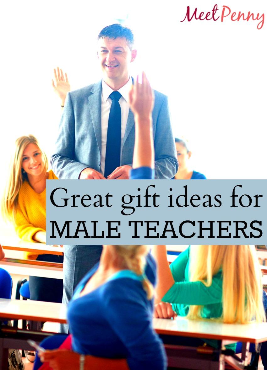 Gift Ideas for Male Teachers