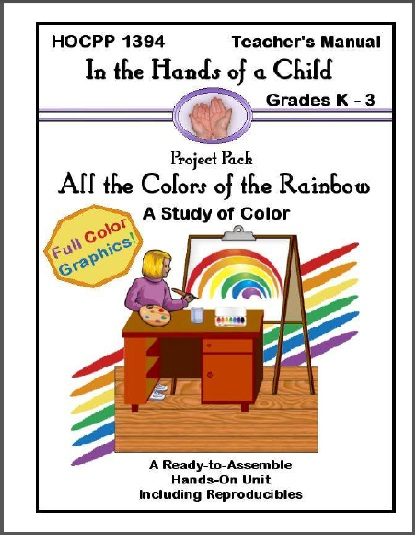 In the Hands of a Child Lapbook Review