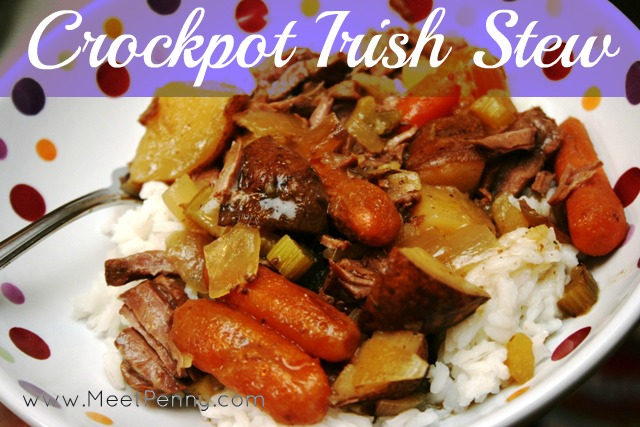 Crockpot Irish Stew