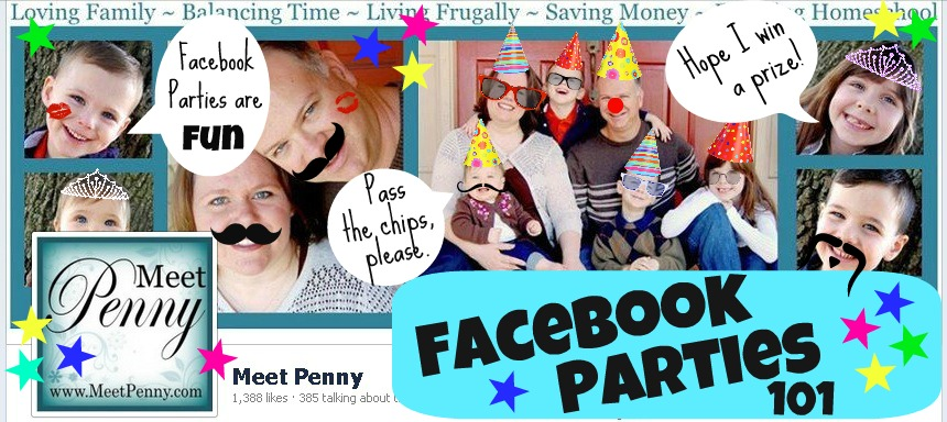 How to Participate in a Facebook Party