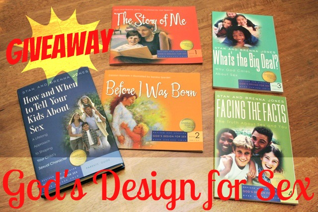 God's Design for Sex Series Review (& Giveaway)