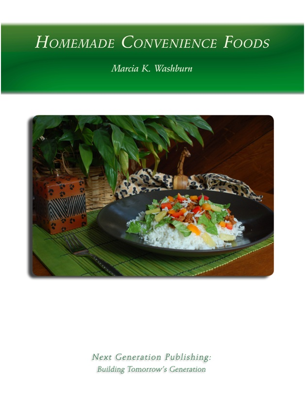 Homemade Convenience Foods eBook Review