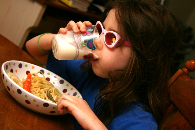 Getting your child to try new foods
