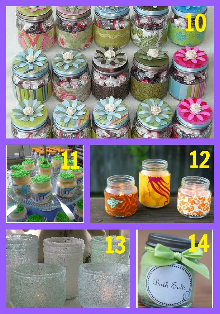 craft ideas for baby food jars 14 ways to recycle baby food jars meet 7554