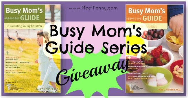Busy Mom's Guide to Family Nutrition Review (& Giveaway)