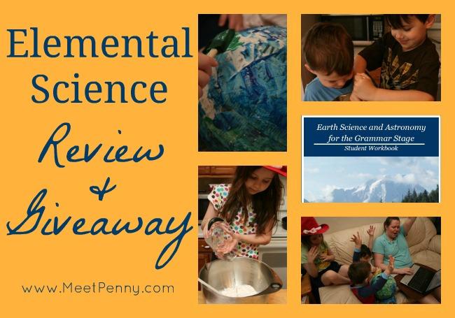 Elemental Science Curriculum WINNER