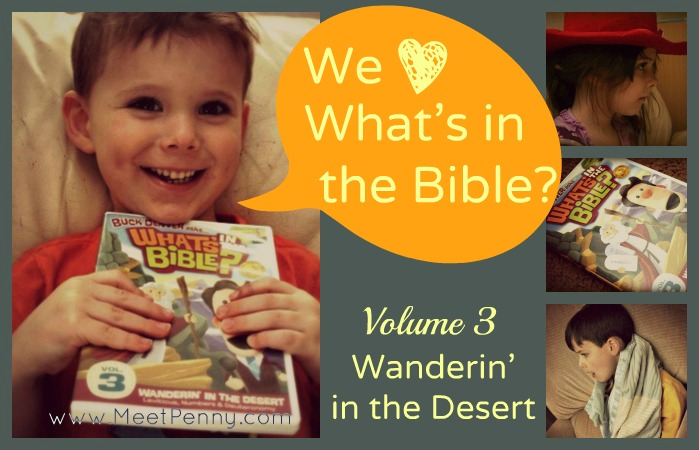 Whats in the Bible? Volume 3 Review