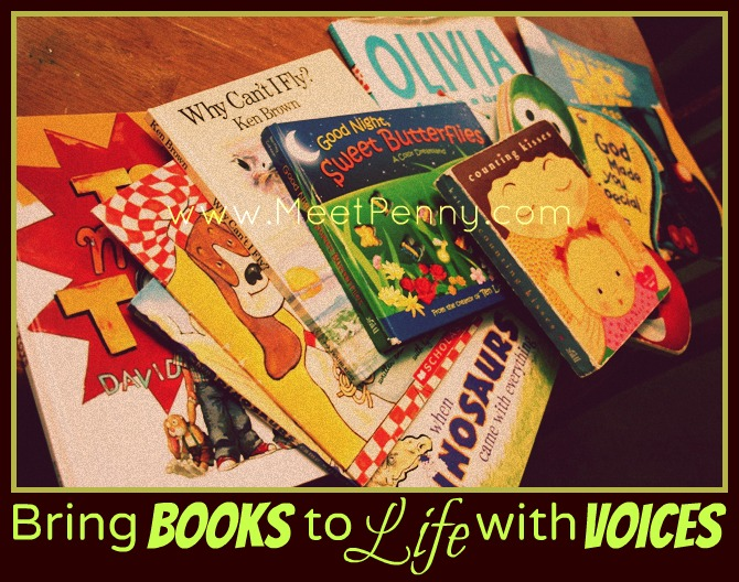 How to Bring Books to Life with Silly Voices