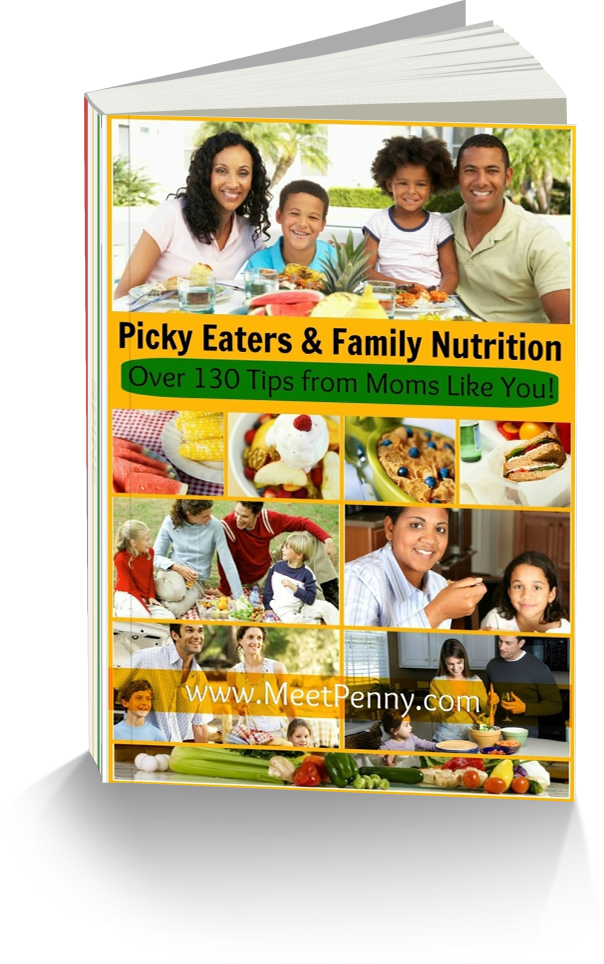 Picky Eaters & Family Nutrition eBook