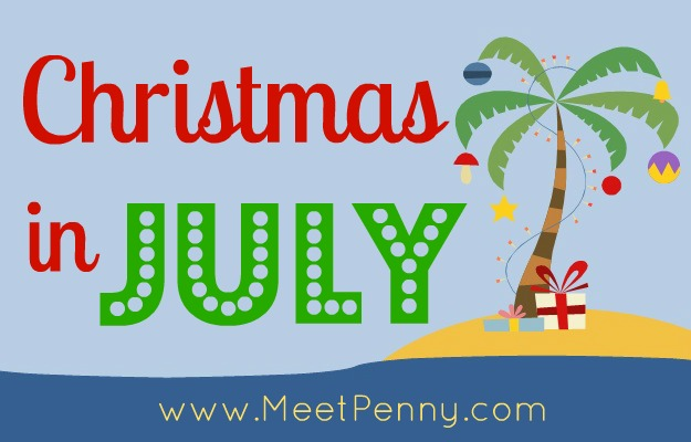 Christmas in July: 9 No-Sew Fabric Gift Ideas