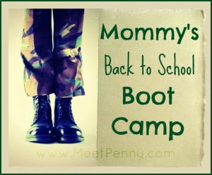 mommys boot camp