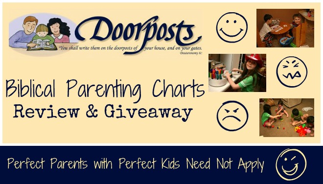 Doorposts Biblical Parenting Charts Review
