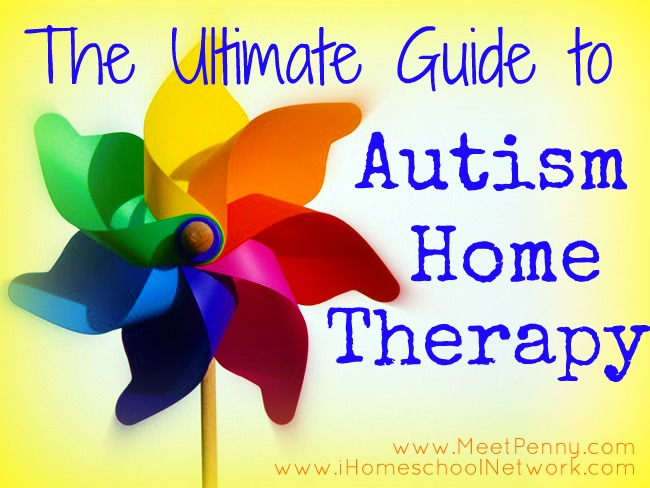 The Ultimate Guide to Autism Home Therapy