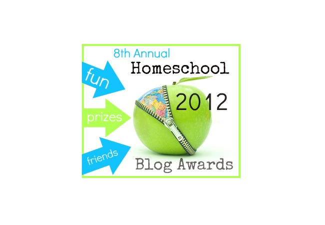 8th Annual Homeschool Blog Awards Nominees Announced