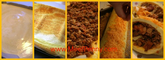 make an omelet in the oven