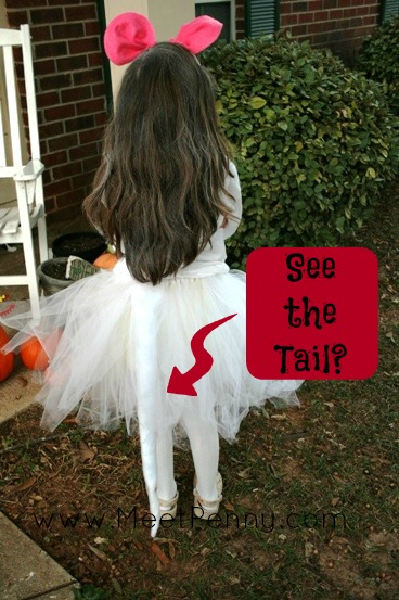 tutu halloween costume