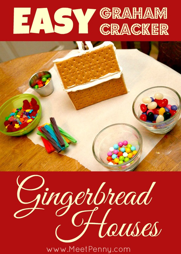 How To Make An Easy Gingerbread House How To